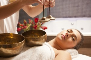 Tibetan Bowl treatment
